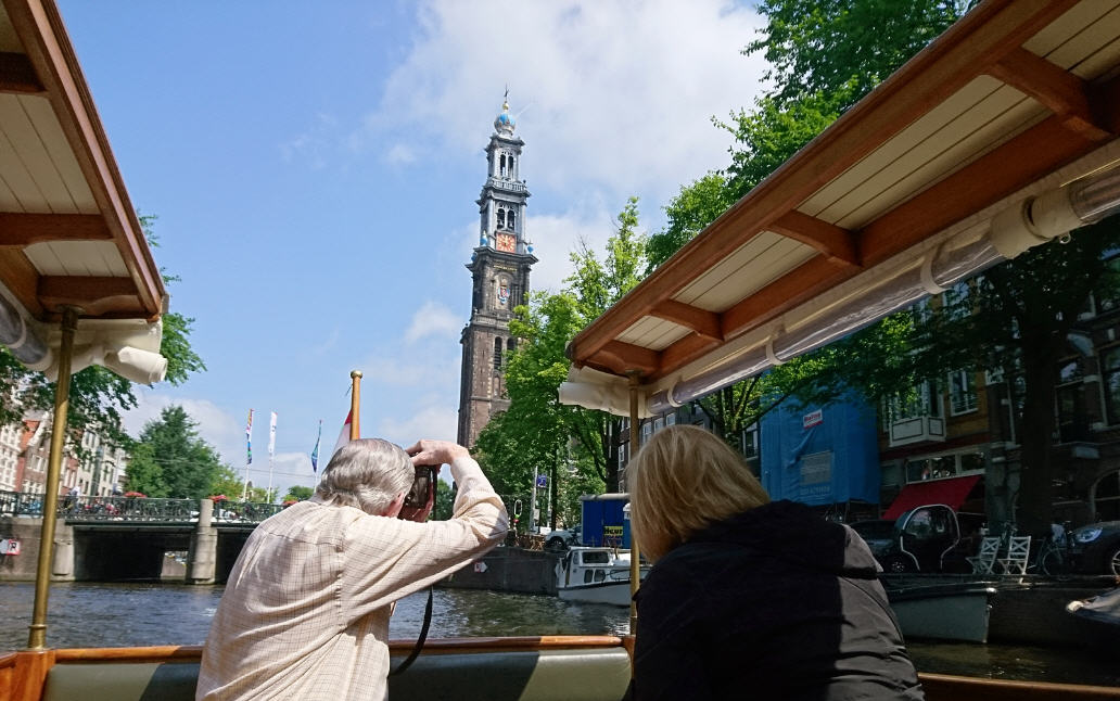 Classic Amsterdam Tour Private Cruise