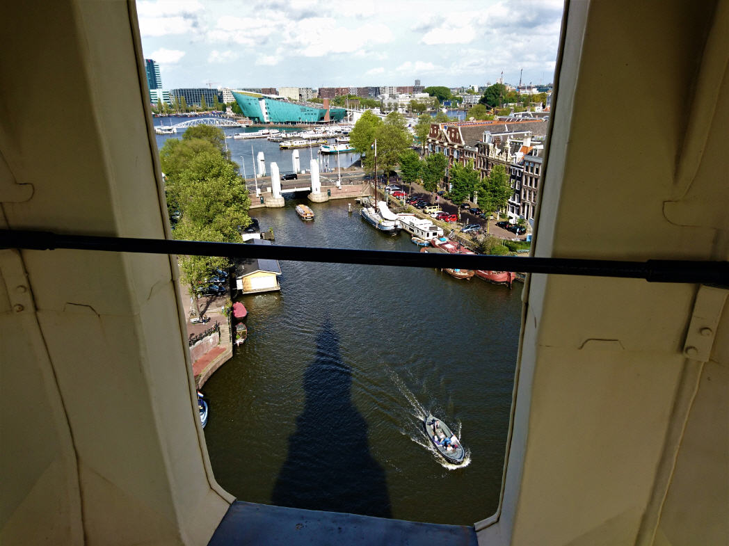 Tower Tour Viewpoints Amsterdam